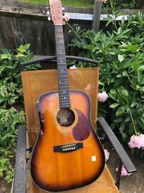 Brunswick Acoustic guitar