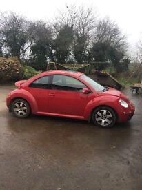 volkswagon beetle 2011, fabulous condition