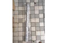FREE clear PVC fabric plastic allotment garden sewing