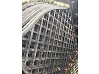 Curved Trellis Fence Panels for sale!