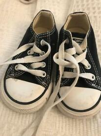 Toddler converse size 5