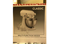 kitchenaid whit mixer brand new boxed ready for Xmas