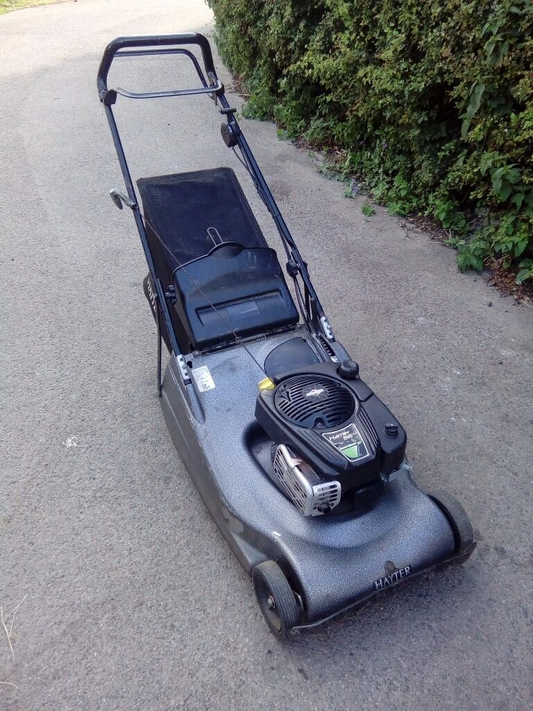 Hayter harrier 56 pro petrol lawn mower 2012in Faversham, KentGumtree - 2012 Hayter harrier 56 pro petrol lawn mower in good condition and running very well as it should contact me if interested on 07939 487335