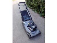 Hayter harrier 56 pro petrol lawn mower 2012
