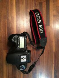 Canon EOS 60D 18MP DSLR Digital Camera
