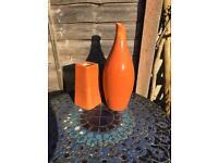 Two Garden Pots Decorative