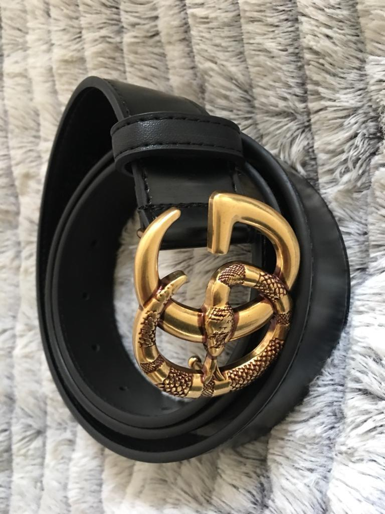 3853cf051d8 Gucci women s snake belt