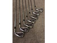 Titleist ap1 716 irons in great condition