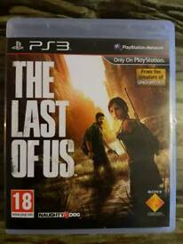 The last of us. Ps3. Mint, unplayed