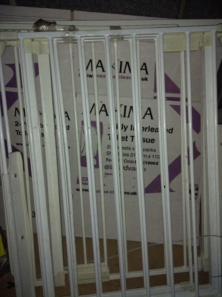 Double Door Safety Gate In Leyland Lancashire Gumtree