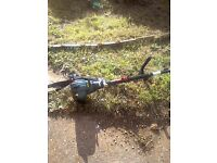 Petrol Strimmer,used twice