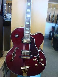 Guitare électrique Greg Bennett JZ-2