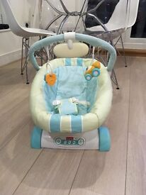 Fisher Price Soothing Motions Baby Bouncer