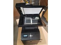 A4 Dell 3115CN Colour Multifunction All in one Laser Printer - Networ