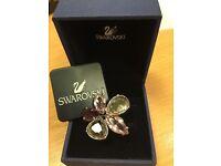 Ladies Swarovski Ring