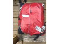 Floatation Suit - Baltic Polar Red XXL