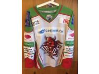 Cardiff Devils 2015/16 away Jersey