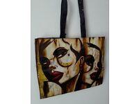 Terry Bradley ladies fashion shopping bag - limited edition