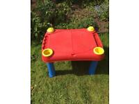 Play water/sand table - Free