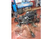 Ford ka 1.3 2003 engine , gearbox and full suspension