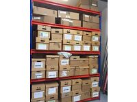 Racking and Shelving for Sale worth over £500