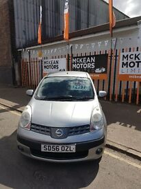 Nissan Note 2006 Petrol 1.4