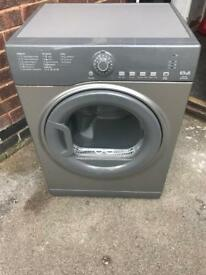 Hotpoint tumble dryer in grey 6.5KG