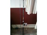 Milbro 2pc Fishing Rod