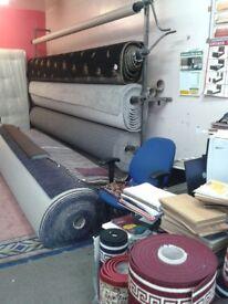 carpet rack for 8 rolls of carpet