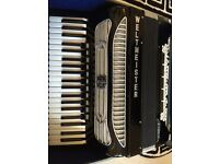 weltmeister supita B accordion cassotto concert