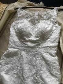 Wedding Dress from Dreams Bridal