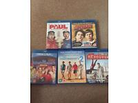 Various Comedy Blu Rays
