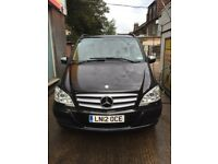 Mercedes viano 2.2 diesel automatic