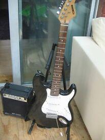 electrical guitar