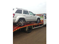 RECOVERY BREAKDOWN VEHICLE 24 HOURS 7 DAYS ALL AREAS CARS VANS