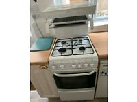 Cannon Worcester Gas Cooker Eye Level Grill