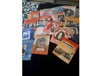 SELECTION OF VARIOUS OLD SHEET MUSIC