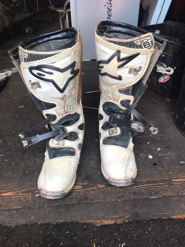 Motorcoss boot
