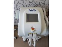 Laser hair & tattoo removal machine