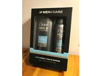 Dove Men + Care Body and Face Wash Anti-Perspirant