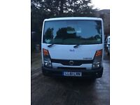 Nissan cabstar recovery truck 2011 61 reg very good condition alloy bed slide away Ramps drives good
