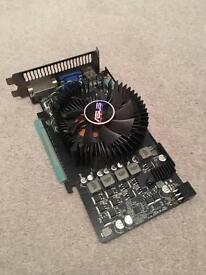 Asus Geforce 550Ti 1GB
