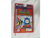 Leap Frog LeapPad Leap Start Pre Reading Thomas the Tank Engine Book and Cartridge