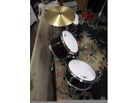 5 Piece children's drum kit - gears 4 music