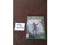 Rise Of The Tomb Raider Xbox One Brand new £15