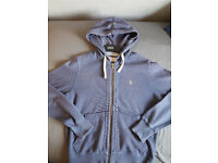 Blue Penguin Hoodie Small