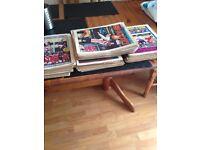Shoot football magazines 260 big job lot from the 70s