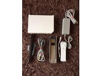 Nintendo wii console. Family gaming console