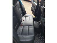 Black BMW. 520D Good Condition