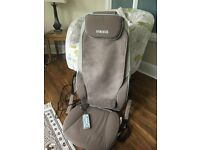 Unused HoMedics massage chair
